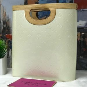 Louis Vuitton Vernis Stillwood Tote Perle